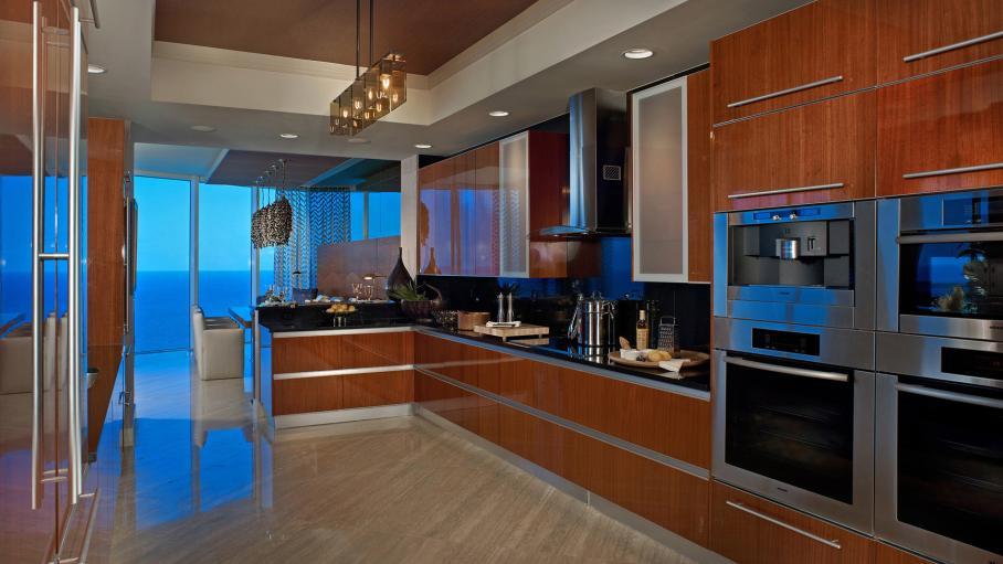 Кухонное помещение 09