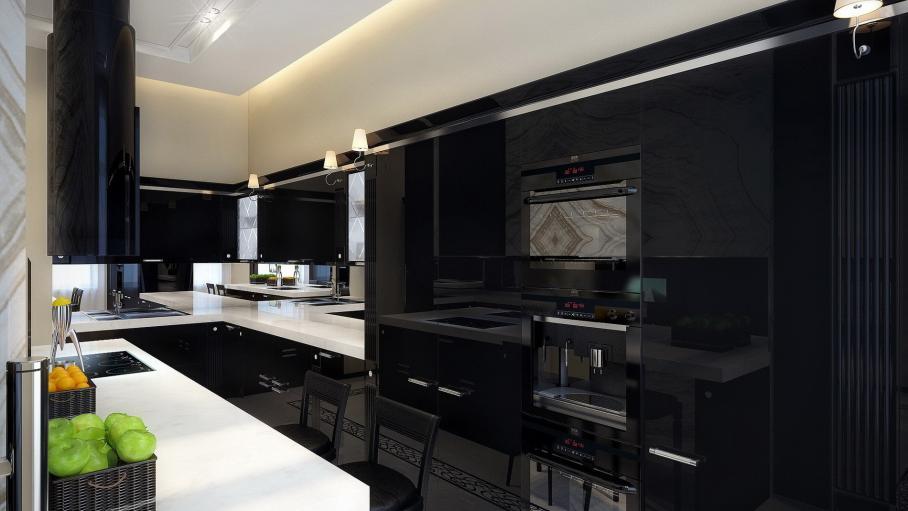 Кухонное помещение 15