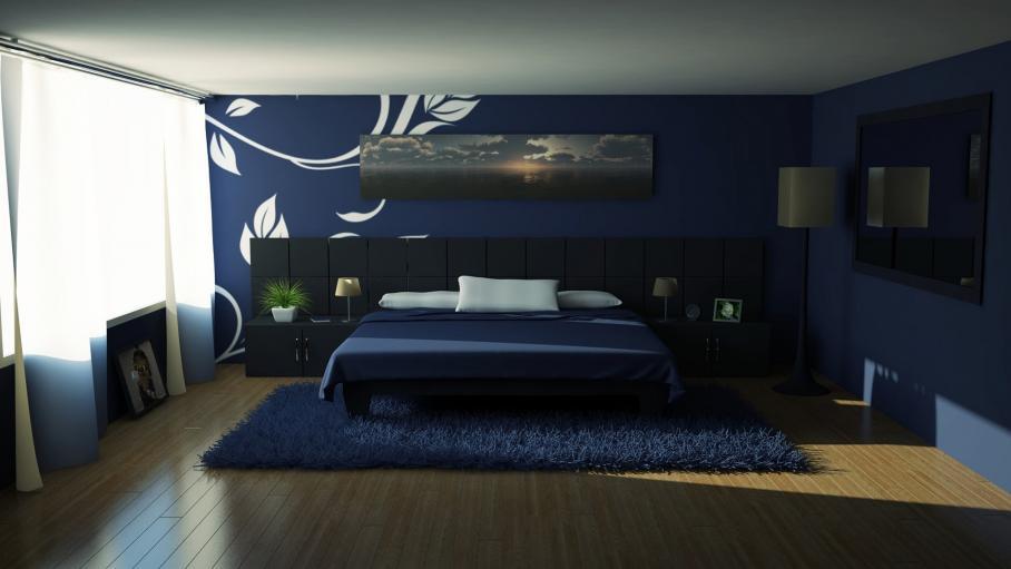 Спальная комната 04