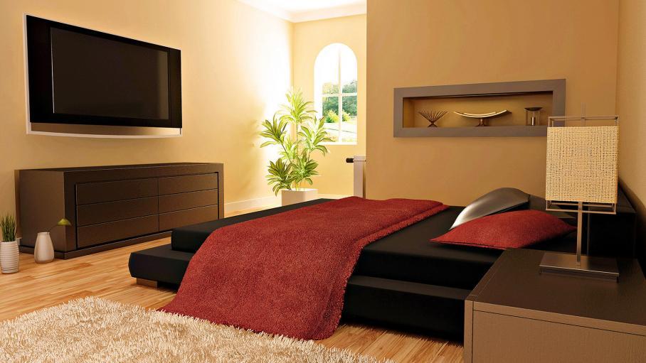 Спальная комната 17