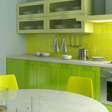Кухонное помещение 02