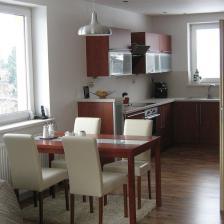 Кухонное помещение 10