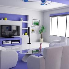Гостиная комната 05