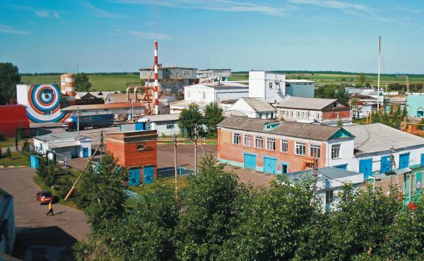 Пешеланьский гипсовый завод